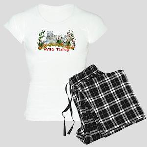 Wild Thing Women's Light Pajamas