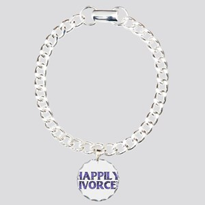 Happily Divorced Charm Bracelet, One Charm