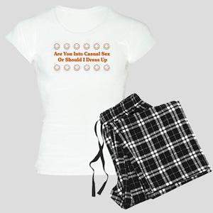 Casual Sex Women's Light Pajamas