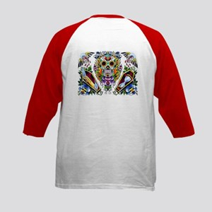 day of the dead2 Baseball Jersey