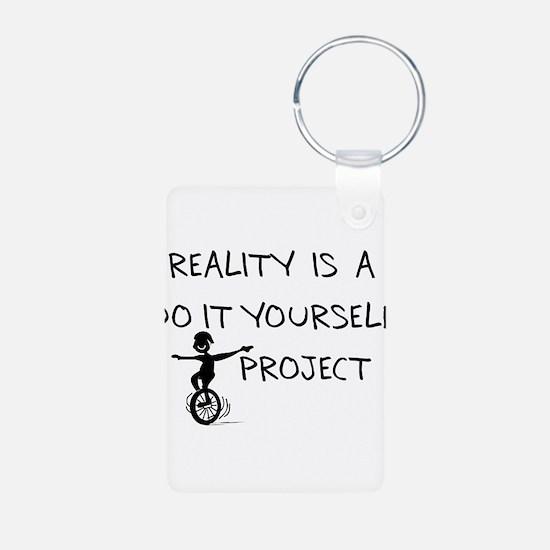 Free Thinker Keychains