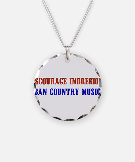 Discourage Inbreeding Necklace