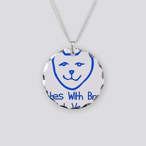 Anti-Palin Voter Necklace Circle Charm