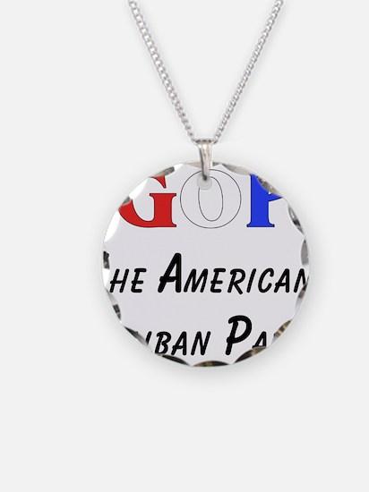 GOP American Taliban Necklace