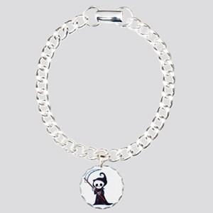 Sweet Little Death Charm Bracelet, One Charm