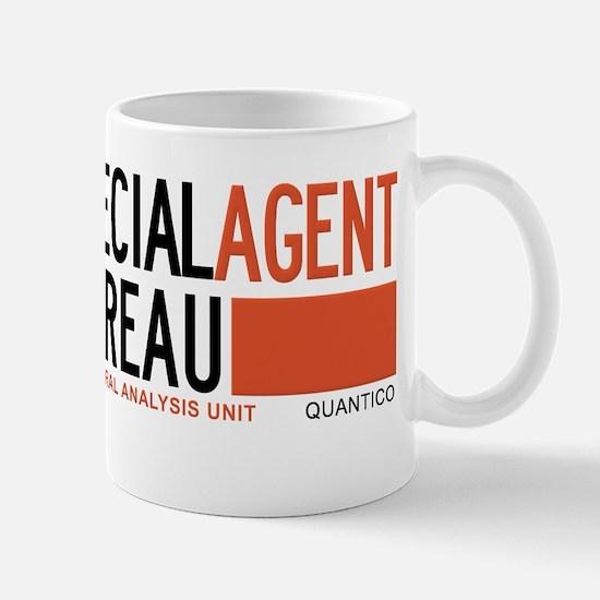 Special Agent Jareau Criminal Minds Mug