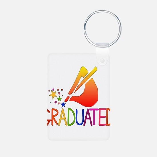 Graduated Keychains