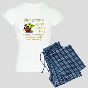 What Happens 54th Women's Light Pajamas