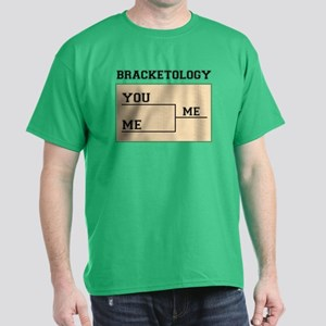 Bracketology Dark T-Shirt