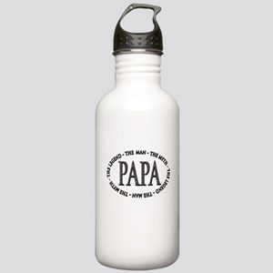 Papa The Legend Stainless Water Bottle 1.0L