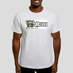 Heffernan Celtic Dragon Light T-Shirt