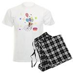 JRT Happy Birthday Gifts Men's Light Pajamas