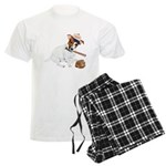 Fun JRT product, Baseball Fever Men's Light Pajama
