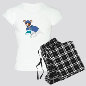 JRT Humor Doctor Dog Women's Light Pajamas