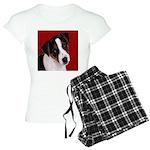 JRT Puppy Ink Sketch Women's Light Pajamas