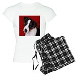 JRT Puppy Ink Sketch Women's Light Pajamas