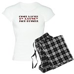 Owned & Loved by a JRT Women's Light Pajamas