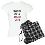 Owned By A Bossy JRT Women's Light Pajamas