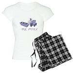 Disc Jackey (jockey) Women's Light Pajamas