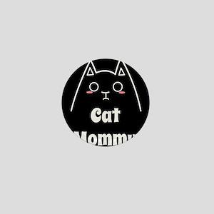 Love My Cat Mommy Mini Button