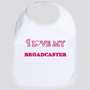 I love my Broadcaster Baby Bib