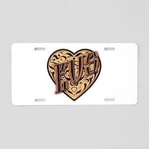 EVS Aluminum License Plate