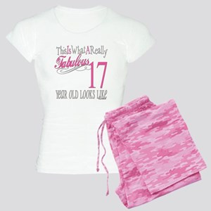17th Birthday Gifts Women's Light Pajamas