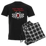Racing At 30 Men's Dark Pajamas