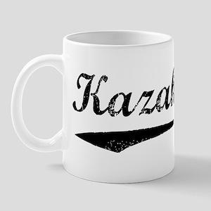 Vintage Kazakstan Mug