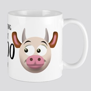 Getting My Moo On Mug