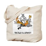 Cathouse Tote Bag