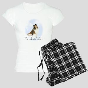 Heavenly Sheltie Women's Light Pajamas