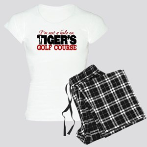 Tiger's Golf Course Women's Light Pajamas