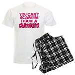 Scare Me - Granddaughter Men's Light Pajamas