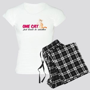 One Cat Women's Light Pajamas