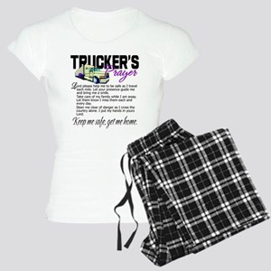 Trucker's Prayer Women's Light Pajamas