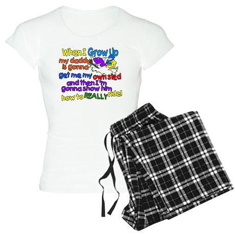 Teach Daddy Women's Light Pajamas