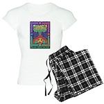 Celtic Tree of Life Women's Light Pajamas