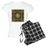 Celtic Dragon Labyrinth Women's Light Pajamas