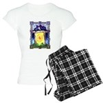 Celtic Doorway Women's Light Pajamas