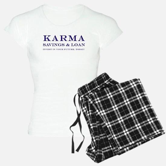 Karma Savings Loan Pajamas