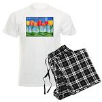 Tulip Trees Men's Light Pajamas