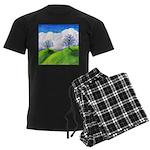 California Spring Men's Dark Pajamas