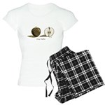 Going Halfsies Apples Women's Light Pajamas