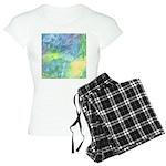 Undersea Luminescence Women's Light Pajamas