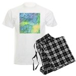 Undersea Luminescence Men's Light Pajamas