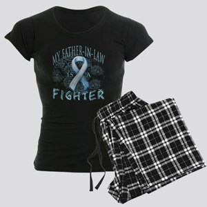 My Father-In-Law Is A Fighter Women's Dark Pajamas