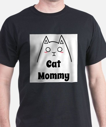 Love My Cat Mommy T-Shirt