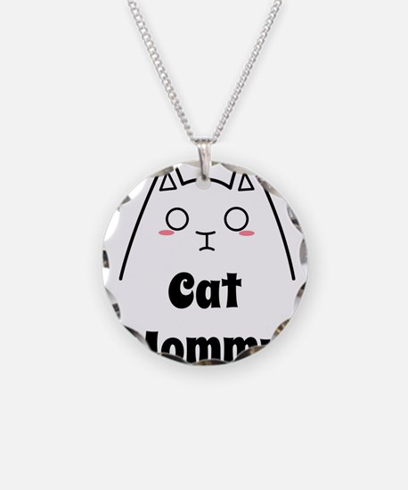 Love My Cat Mommy Necklace