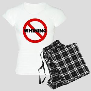 No Whining Women's Light Pajamas